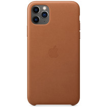 Apple Coque Leather iPhone 11 Pro Max