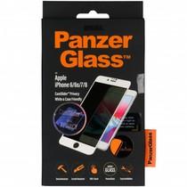 PanzerGlass Protection d'écran CamSlider™ Privacy iPhone 8 / 7 / 6s / 6