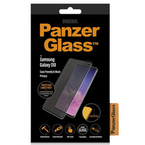 PanzerGlass Protection d'écran Privacy Samsung Galaxy S10
