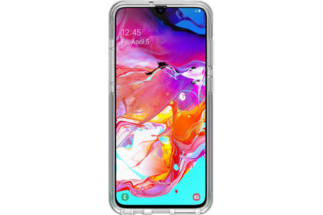 Samsung Galaxy A70 hoesje - OtterBox Coque Symmetry Clear