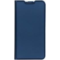 Dux Ducis Étui de téléphone Slim Samsung Galaxy A10 - Bleu foncé