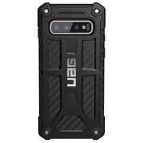 UAG Coque Monarch Samsung Galaxy S10 - Carbon Fiber Black