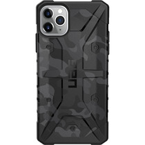 UAG Coque Pathfinder iPhone 11 Pro Max - Midnight Camo Black