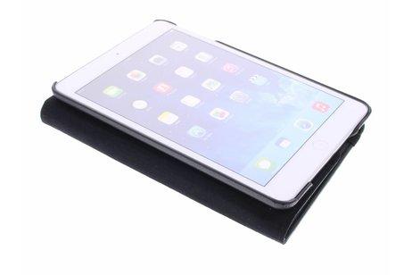 Étui de tablette portefeuille rotatif à 360° pour l'iPad Mini / 2 / 3 - Noir