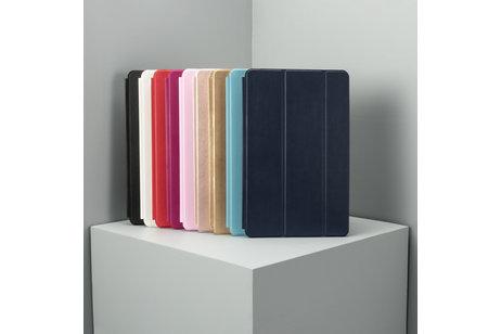 Étui de tablette portefeuille de luxe pour l'iPad Mini / 2 / 3 - Turquoise