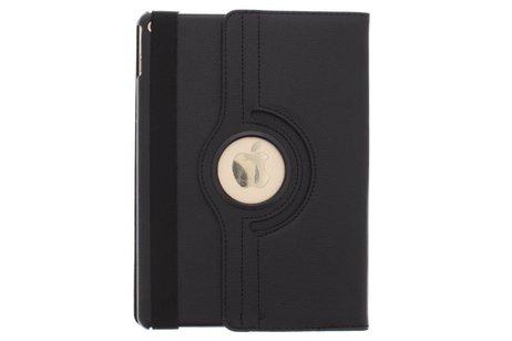 Étui de tablette portefeuille rotatif à 360° pour l'iPad Air 2 - Noir