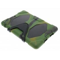 Coque Protection Army extrême iPad Air - Vert