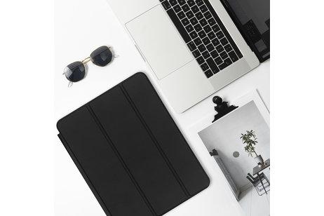Étui de tablette portefeuille de luxe pour l'iPad 2 / 3 / 4 - Noir