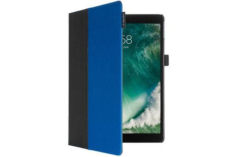Gecko Covers Étui de tablette portefeuille Easy-Click iPad Pro 10.5 / Air 10.5 - Bleu / Noir