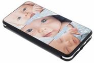 Conceptions portefeuille gel (une face) pour l'Huawei P8 Lite (2017)