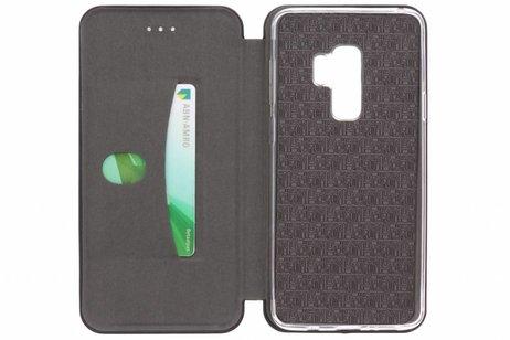 Samsung Galaxy S9 Plus hoesje - Conceptions portefeuille gel (une