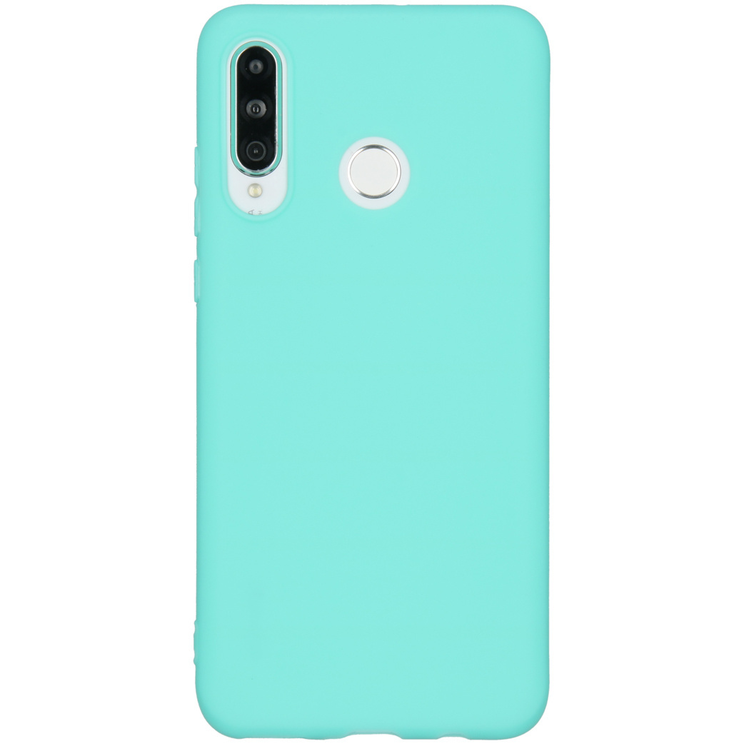 iMoshion Coque Color pour l'Huawei P30 Lite - Turquoise