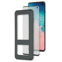 Accezz Protection d'écran Glass + Applicateur Samsung Galaxy S10