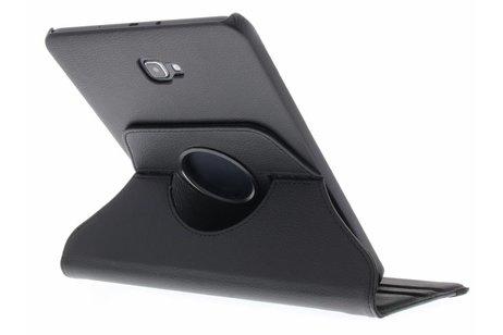 Étui de tablette portefeuille rotatif à 360° Galaxy Tab A 10.1 (2016) - Noir