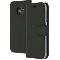 Accezz Étui de téléphone Wallet Samsung Galaxy S7 - Noir