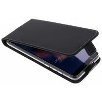 Accezz Étui à rabat Huawei P Smart - Noir