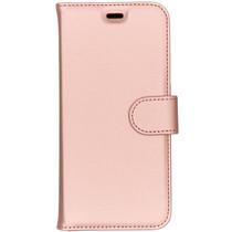 Accezz Étui de téléphone Wallet Samsung Galaxy J6 - Rose Champagne