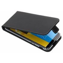 Accezz Étui à rabat Samsung Galaxy J6 - Noir