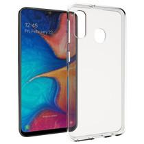 Accezz Coque Clear Samsung Galaxy A20e - Transparent