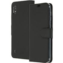 Accezz Étui de téléphone Wallet Samsung Galaxy A10 - Noir