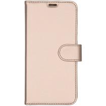 Accezz Étui de téléphone Wallet Samsung Galaxy A10 - Dorée