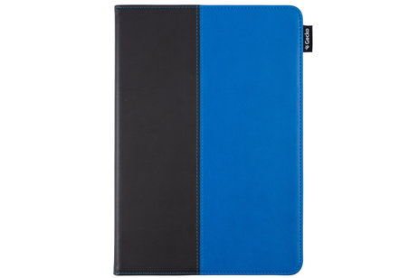Gecko Covers Étui de tablette portefeuille Easy-Click pour l'iPad 10.2 (2019) - Noir / Bleu