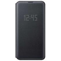 Samsung Étui de téléphone LED View Galaxy S10e - Noir