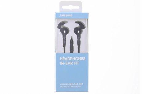 Samsung In-Ear Fit Stereo Headset - Noir