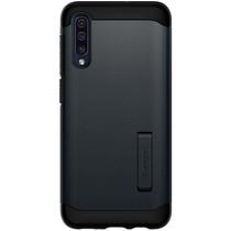 Spigen Coque Slim Armor Samsung Galaxy A50 / A30s - Gris