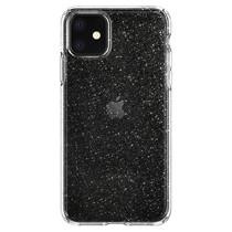 Spigen Coque Liquid Crystal iPhone 11 - Argent