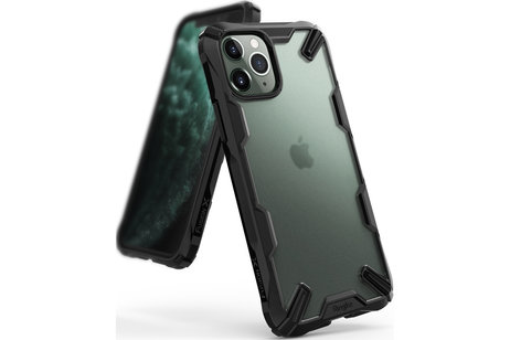 iPhone 11 Pro hoesje - Ringke Coque Fusion X