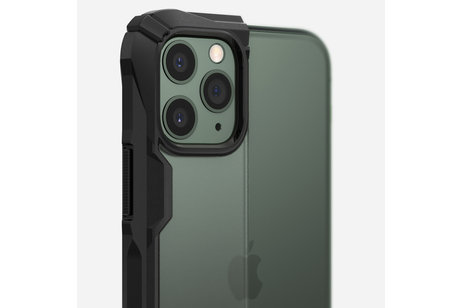 iPhone 11 Pro Max hoesje - Ringke Coque Fusion X