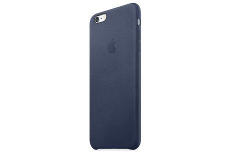 iPhone 6(s) Plus hoesje - Apple Coque Leather pour