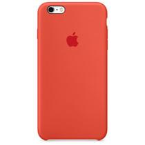 Apple Coque en silicone iPhone 6(s) Plus - Orange