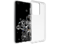 Accezz Coque Clear pour le Samsung Galaxy S20 Ultra - Transparent