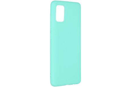 Samsung Galaxy A51 hoesje - iMoshion Coque Color pour