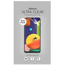 Selencia Protection d'écran Duo Pack Ultra Clear Samsung Galaxy A51