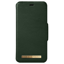 iDeal of Sweden Fashion Wallet iPhone 11 - Vert