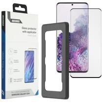 Accezz Protection d'écran Glass + Applicateur Galaxy S20 Plus