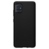 Spigen Coque Liquid Air Samsung Galaxy A51 - Noir