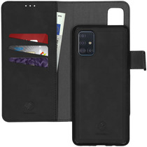 iMoshion Etui de téléphone 2-en-1 amovible Samsung Galaxy A51 - Noir