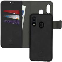 iMoshion Etui de téléphone 2-en-1 amovible Samsung Galaxy A20e - Noir