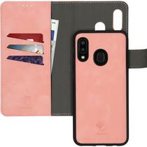 iMoshion Etui de téléphone 2-en-1 amovible Samsung Galaxy A20e - Rose