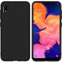 iMoshion Coque Color Samsung Galaxy A10 - Noir