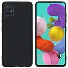 iMoshion Coque Color pour le Samsung Galaxy A51 - Noir