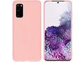 iMoshion Coque Color pour le Samsung Galaxy S20 - Rose