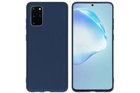 Samsung Galaxy S20 Plus hoesje - iMoshion Coque Color pour