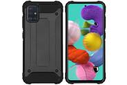 iMoshion Coque Rugged Xtreme pour le Samsung Galaxy A51 - Noir