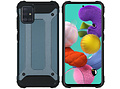 iMoshion Coque Rugged Xtreme pour le Samsung Galaxy A51 - Bleu foncé