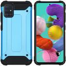 iMoshion Coque Rugged Xtreme pour le Samsung Galaxy A51 - Bleu clair